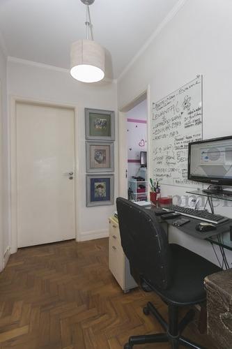apartamento para venda, 3 dormitórios, perdizes - são paulo - 2719