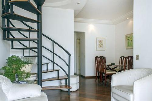 apartamento para venda, 3 dormitórios, perdizes - são paulo - 2821