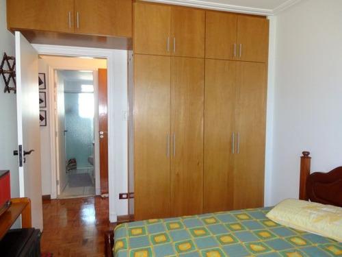 apartamento para venda, 3 dormitórios, perdizes - são paulo - 2866