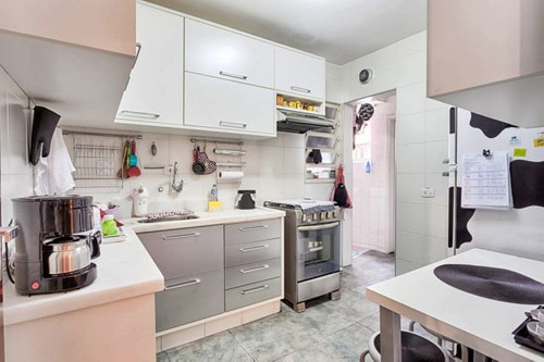 apartamento para venda, 3 dormitórios, perdizes - são paulo - 3408