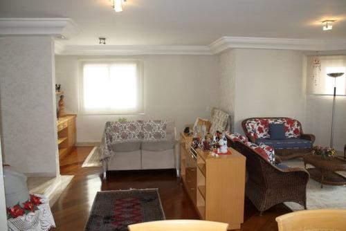apartamento para venda, 3 dormitórios, perdizes - são paulo - 3588