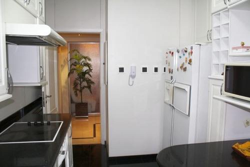 apartamento para venda, 3 dormitórios, perdizes - são paulo - 3666