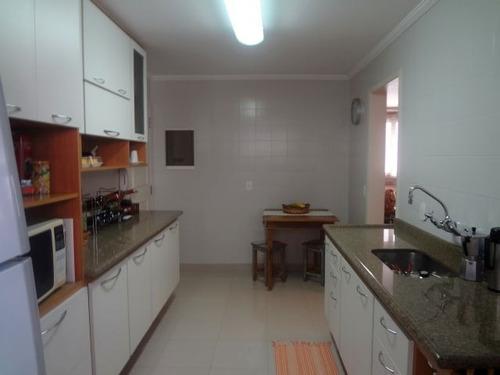 apartamento para venda, 3 dormitórios, perdizes - são paulo - 3811