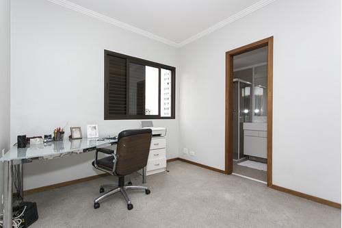 apartamento para venda, 3 dormitórios, perdizes - são paulo - 3967