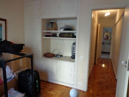 apartamento para venda, 3 dormitórios, perdizes - são paulo - 4436