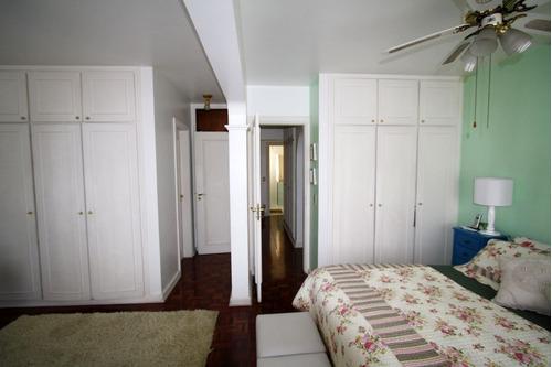 apartamento para venda, 3 dormitórios, perdizes - são paulo - 4547
