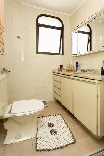 apartamento para venda, 3 dormitórios, perdizes - são paulo - 4573