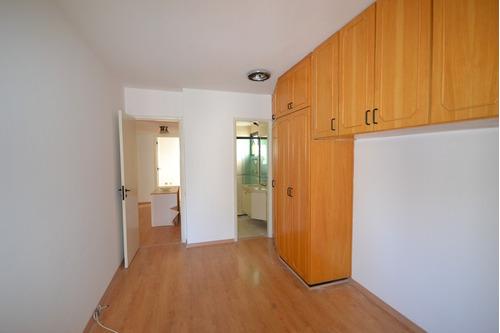 apartamento para venda, 3 dormitórios, perdizes - são paulo - 4609
