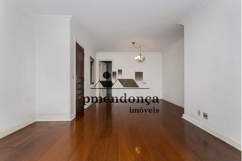 apartamento para venda, 3 dormitórios, perdizes - são paulo - 4754