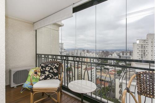 apartamento para venda, 3 dormitórios, perdizes - são paulo - 4844