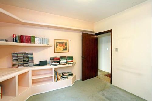 apartamento para venda, 3 dormitórios, perdizes - são paulo - 4909