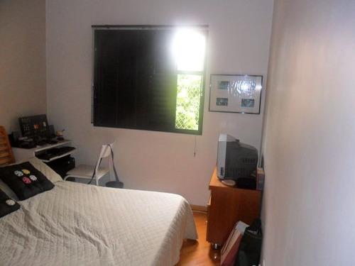 apartamento para venda, 3 dormitórios, perdizes - são paulo - 493