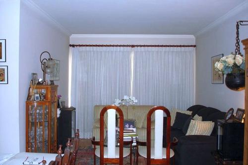 apartamento para venda, 3 dormitórios, perdizes - são paulo - 5015