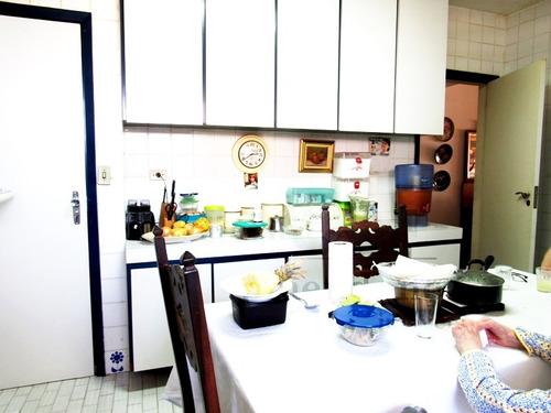 apartamento para venda, 3 dormitórios, perdizes - são paulo - 519