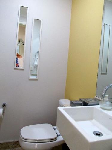 apartamento para venda, 3 dormitórios, perdizes - são paulo - 5223