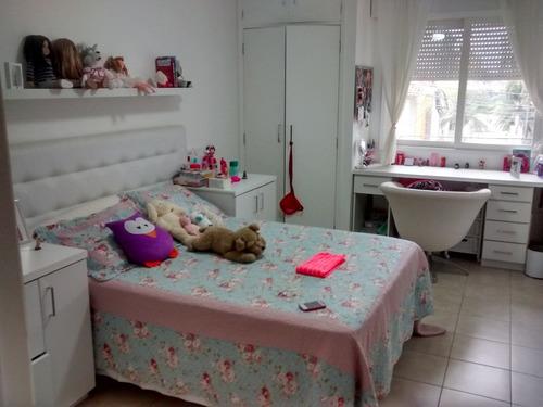 apartamento para venda, 3 dormitórios, perdizes - são paulo - 5369