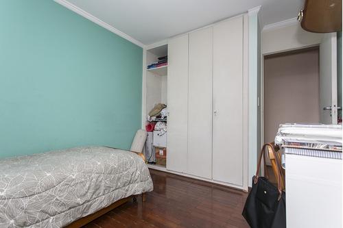 apartamento para venda, 3 dormitórios, perdizes - são paulo - 5612