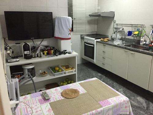 apartamento para venda, 3 dormitórios, perdizes - são paulo - 5776