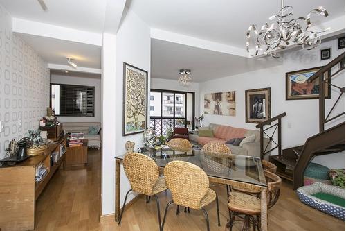 apartamento para venda, 3 dormitórios, perdizes - são paulo - 5897