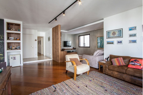 apartamento para venda, 3 dormitórios, perdizes - são paulo - 6445