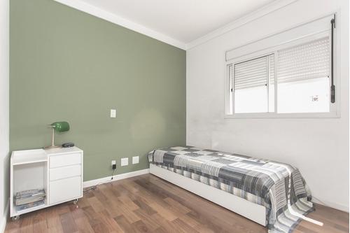 apartamento para venda, 3 dormitórios, perdizes - são paulo - 6855