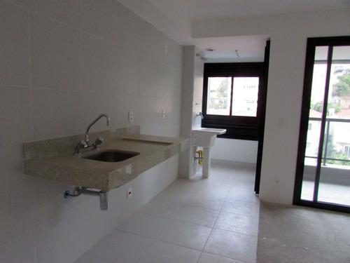 apartamento para venda, 3 dormitórios, perdizes - são paulo - 6883