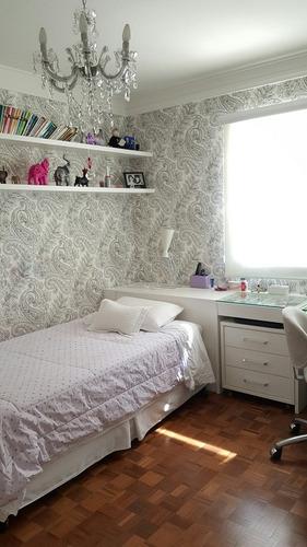 apartamento para venda, 3 dormitórios, perdizes - são paulo - 7089