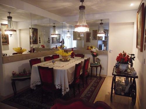apartamento para venda, 3 dormitórios, perdizes - são paulo - 7111