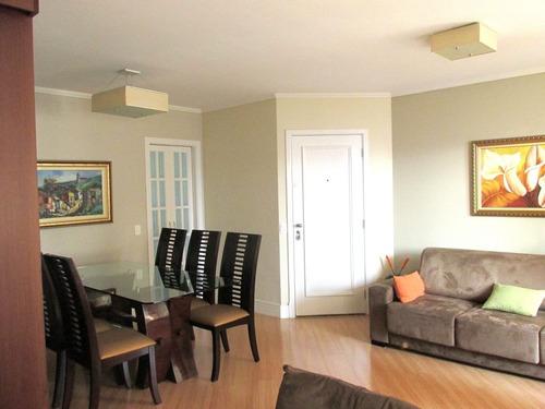 apartamento para venda, 3 dormitórios, perdizes - são paulo - 7284