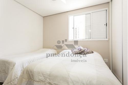 apartamento para venda, 3 dormitórios, perdizes - são paulo - 7300