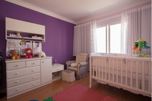 apartamento para venda, 3 dormitórios, perdizes - são paulo - 7323