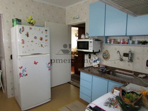 apartamento para venda, 3 dormitórios, perdizes - são paulo - 7329