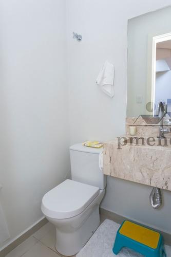 apartamento para venda, 3 dormitórios, perdizes - são paulo - 7331
