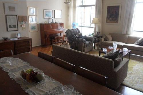 apartamento para venda, 3 dormitórios, perdizes - são paulo - 7372