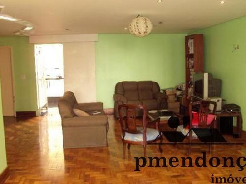 apartamento para venda, 3 dormitórios, perdizes - são paulo - 7494