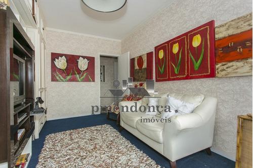 apartamento para venda, 3 dormitórios, perdizes - são paulo - 7495
