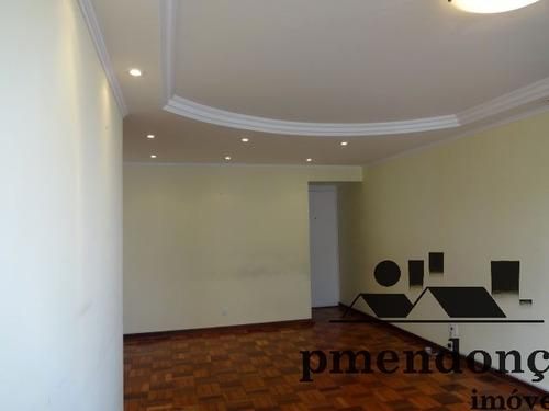 apartamento para venda, 3 dormitórios, perdizes - são paulo - 7497