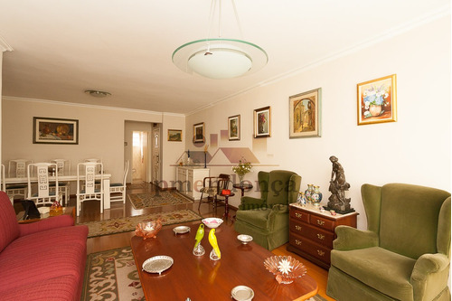 apartamento para venda, 3 dormitórios, perdizes - são paulo - 7521