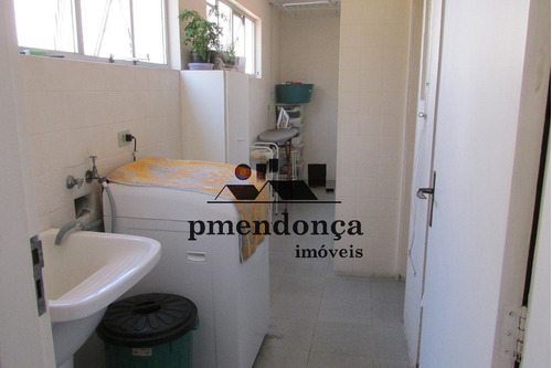 apartamento para venda, 3 dormitórios, perdizes - são paulo - 7555