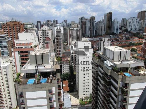 apartamento para venda, 3 dormitórios, perdizes - são paulo - 7624