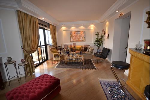 apartamento para venda, 3 dormitórios, perdizes - são paulo - 8248