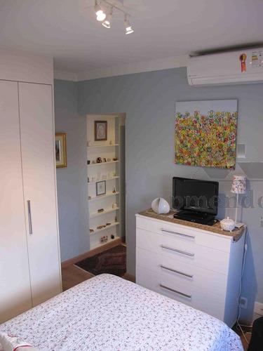 apartamento para venda, 3 dormitórios, perdizes - são paulo - 8402