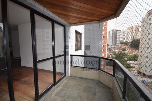 apartamento para venda, 3 dormitórios, perdizes - são paulo - 8433