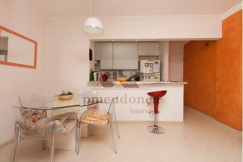 apartamento para venda, 3 dormitórios, perdizes - são paulo - 8649