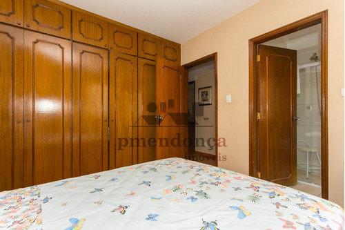 apartamento para venda, 3 dormitórios, perdizes - são paulo - 8932