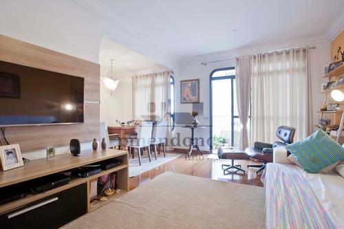 apartamento para venda, 3 dormitórios, perdizes - são paulo - 9146