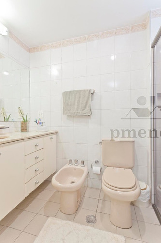 apartamento para venda, 3 dormitórios, perdizes - são paulo - 9251
