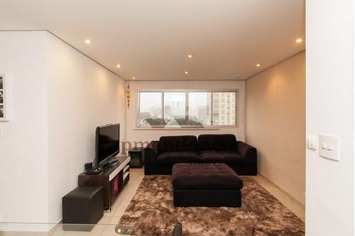 apartamento para venda, 3 dormitórios, perdizes - são paulo - 9340