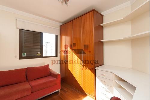 apartamento para venda, 3 dormitórios, perdizes - são paulo - 9370