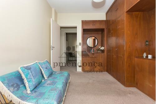 apartamento para venda, 3 dormitórios, perdizes - são paulo - 9746